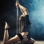 pole dancing hen party london