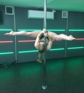 Pole dancing classes london
